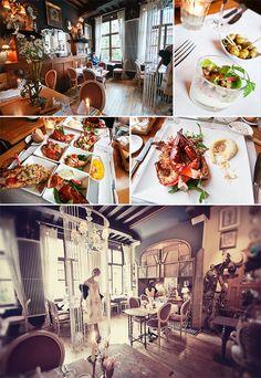 Lobster 6 ways! House of Eliott Restaurant in Ghent, Belgium