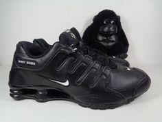 c895e66865ec2f Mens Nike Shox NZ EU Running Cross Training shoes size 11 US 501524-091