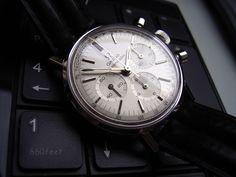 Sammelthread Zeigt doch mal Eure Vintage Chronographen - UhrForum - Seite 442