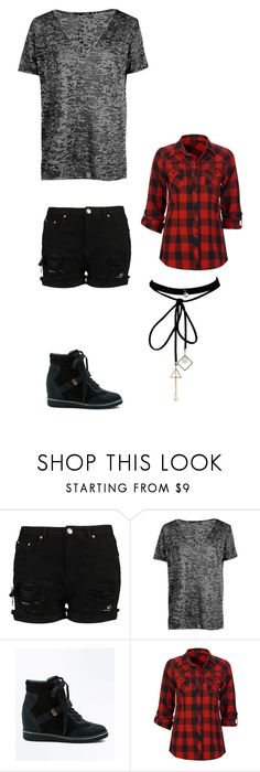 """""""Outfit I Would Love"""" by bethm2109 on Polyvore featuring Boohoo, New Look and Full Tilt"""