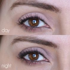 Easy Radiant Orchid Day to Night Eye Look