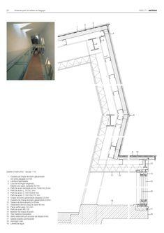 Revista de arquitectura y detalles constructivos fachadas año 2001  detalles fachadas