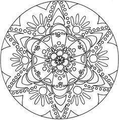 797 Best Coloring Mandalas Images Coloring Books Coloring Pages