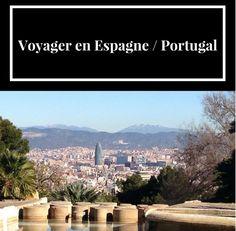 Voyager en Espagne /Portugal