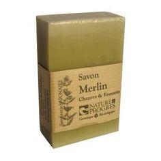 Un savon pour sentir bon la nature provençale.