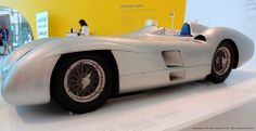 MERCEDES W 196 Modena museo Ferrari