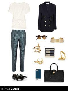 La magia del pantalón capri http://www.marie-claire.es/moda/consejos-moda/articulo/la-magia-del-pantalon-capri-611390298638