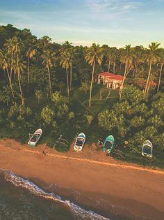 Paradise is just a short stroll away! Talalla Retreat, Sri Lanka