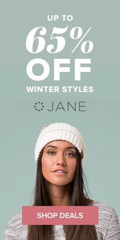 Boutique styles for women, moms, dads, kids, and babies! Jane deals are 50% or more every day! Shop my #affiliate link with my love and thanks <3