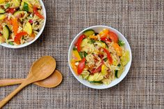 Warm Vegetarian Orzo