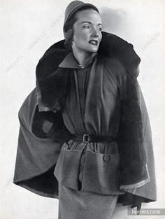 Robert Piguet 1949 Photo Arik Nepo