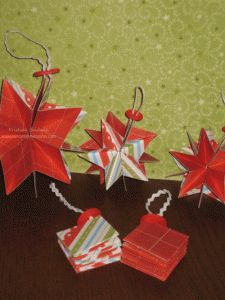 Paper-Star-Ornaments