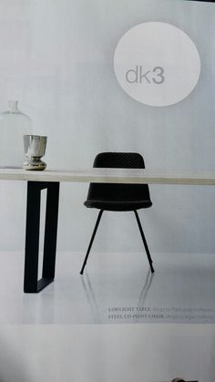 DK3 spisebord Lowlight Table