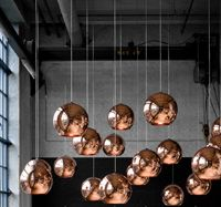 tom dixon copper shade pendel - Google-søgning