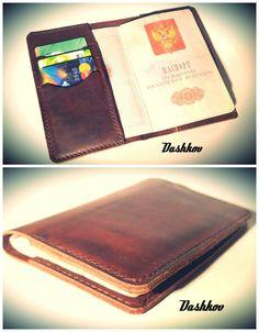 Обложка для паспорта. по всем вопросам можете написать: ivdashkov@gmail.com