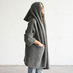 Capote Coat