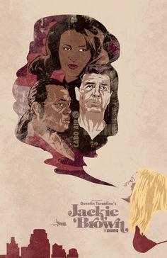 Jackie Brown cover art
