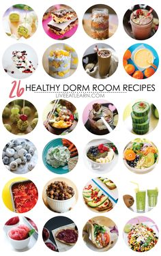 Here are 26 healthy, vegetarian and vegan recipe ideas you can cook in your…