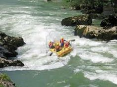 I want to go white water rafting one day!