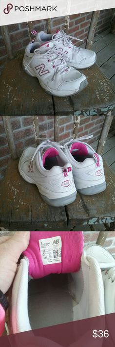 New Balance 608 Athletic shoes Gently worn,  great condition New Balance Athletic Shoes New Balance Shoes Athletic Shoes