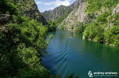 The stunning beautiful canyon Matka, Macedonia – Andrey Andreev