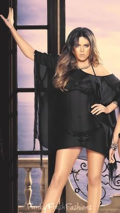 Khloe Kardashian...org beautiful in every sense.