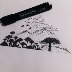 On instagram by _aramoonlight_ #landscape #contratahotel (o) http://ift.tt/1Tbq6Kj Diseñando full la magia está en crear Citas / Appointments 56974064734 #Landscape #LineWork #BlackWork #TattooDesign #TattooSketch #day #TattosCute #Geometry #Araucarias #FollowMe #follow4follow #PhotoOfTheDay #Drawing #ILoveMyJob #Happiness #Dotwork #Puntillismo #Puntinato #MyWork #AmazingArt #Art #Artwork #Artists #Unique #Tattooer #TattooArtist #Tattooist #Tattoo2me #Chile: