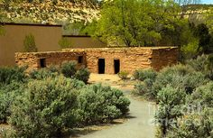 Anasazi  Buildings: See more at:  http://fineartamerica.com/profiles/robert-bales.html