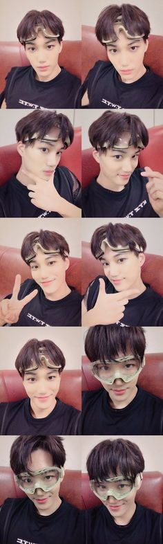 170910 EXO-L Official Website update: [From.KAI]