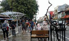 JOGMAG: Malioboro Yogyakarta Selamat Pagi Yogyakarta, Street View