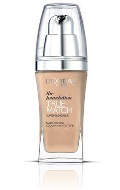 L'Oreal Paris - True Match Super-Blendable Makeup SPF 17 Sunscreen - Google Search