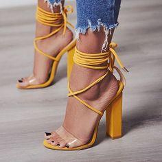 "16.3k Likes, 132 Comments - Shoes Fashion (@luxuryshoeslover) on Instagram: ""Wow Yes or No?? By #egoofficial . . .Bence o kadar da rahatsız değil ya . . . #heels #shoes…"""