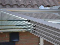 Vitello-Flex V1 handmatig schuifdak | Topwebshop