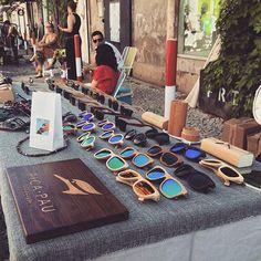LX Market 🕶 ☀️  Wooden Sunglasses Bamboo Sunglasses Wood Sunglasses