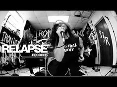 """IRON REAGAN - """"I Won't Go"""" (Official Music Video)"""