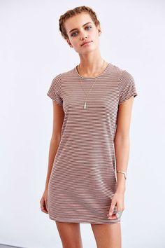 byCORPUS Stripe T-Shirt Dress