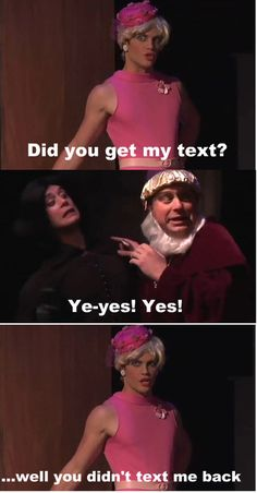 #AVPS I always think of Umbridge when someone asks me if I received a text from them, now. #Thanks