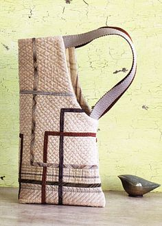 Additional Images of Yoko Saito's Bags for Everyday Use by Yoko Saito…