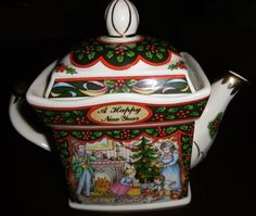 TEAPOT-SADLER-CHRISTMAS-MORNING
