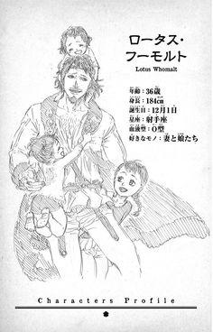 Black Clover characters profile: Lotus Whomalt
