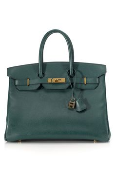 Birkin bag, I want it. I'll work till I get it