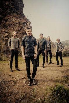 OneRepublic - 'Au Revoir', 'Burning Bridges', 'Can't Stop','Ordinary Human', and 'Secrets'