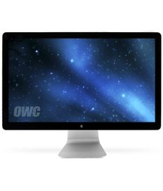 Apple Thunderbolt Display - LED-Backlit Monitor, Connects via Thunderbolt. LCD monitor with pixels resolution and contrast ratio. Thunderbolt, USB & FireWire *Used, Excellent Condition* Thunderbolt Display, Adjustable Base, Lcd Monitor, Usb, Apple, Shop, Apple Fruit, Apples