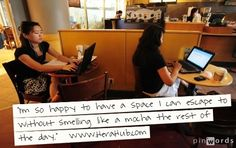 coworking vs. coffee shops