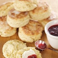 Rich Cream Scones