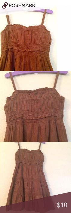 Gap•Kids•Maxi•Dress •cute dress from Gap Kids•adjustable spaghetti straps•metallic thread for sparkle•my daughter is tall for her age, this hit mid-calf, or just below her knees•   Smoke free, dog friendly home* Clothes washed inside out in cold water & hung to dry* Gap Kids Dresses