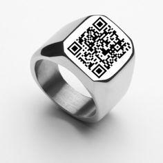 QR-Code Ring