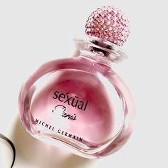 Hi Lovelies !! Today I have a Gorgeous Fragrance to talk about … I have been wearing it Non stop since receiving it! Sexual Paris eau de parfum spray How many photos can I take of one bottle …