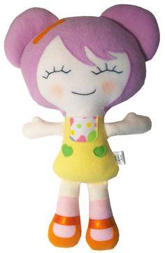 Murasaki Cloth Doll $35