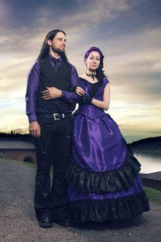 Gothic Couple / Claudia Victorian Gothic Set